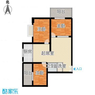 天和学府苑119.65㎡天和学府苑户型图J户型3室2厅1卫户型3室2厅1卫