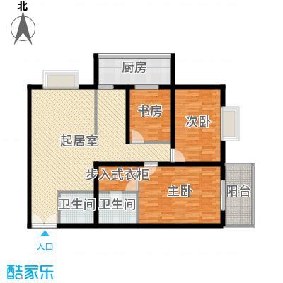天和学府苑132.73㎡天和学府苑户型图K户型3室2厅2卫户型3室2厅2卫