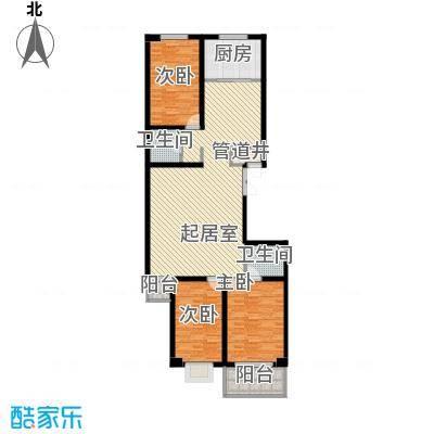 天和学府苑157.34㎡天和学府苑户型图B'户型3室2厅2卫户型3室2厅2卫