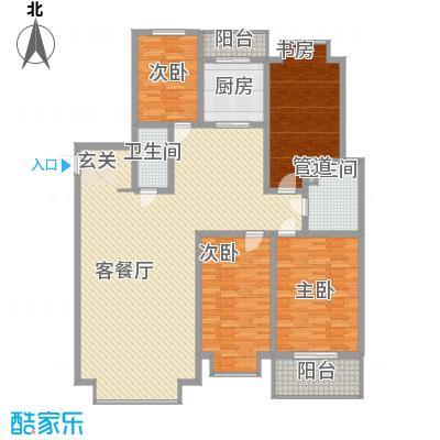裕丰花园裕丰花园户型图33室户型3室