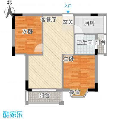 紫竹苑户型图20100724084328