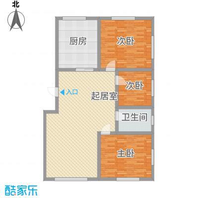 弘基书香园三期弘基书香园(三期)3室户型3室