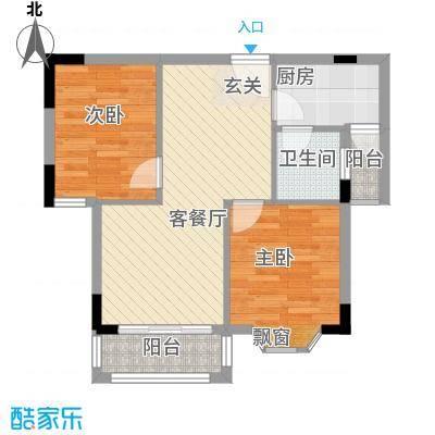 紫阳东苑20100724084328户型10室
