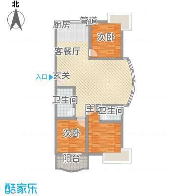 凤凰山庄201005141959596139户型10室