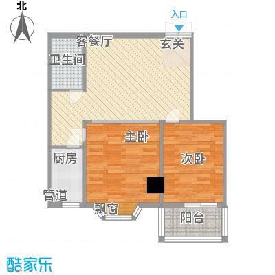 柳南商贸中心柳南商贸中心户型图2室2厅1卫1厨户型10室