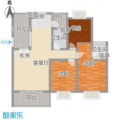 龙潭春天商住楼113.35㎡龙潭春天商住楼户型10室