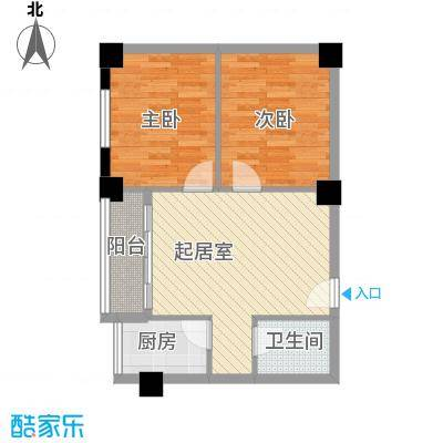 瘦西湖西苑600x600户型10室