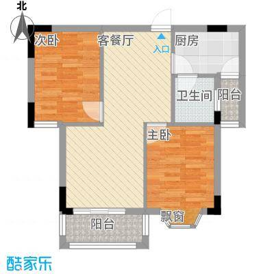 银桥小区20100724084328户型3室