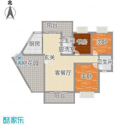 龙潭春天商住楼138.43㎡龙潭春天商住楼户型10室