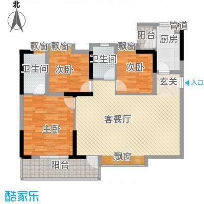 海杨城海杨城户型5户型10室