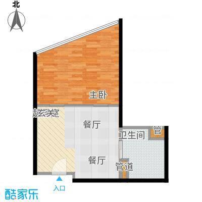锦绣温泉 户型图