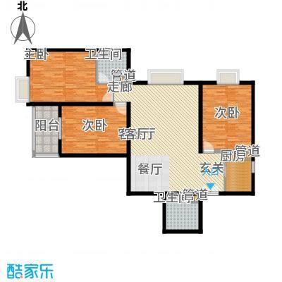 汾河景观360147.42㎡汾河景观360户型图3室2厅2卫户型10室
