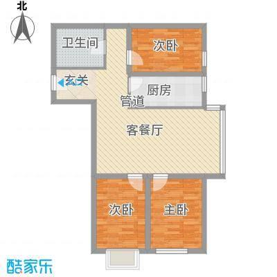 御苑1号103.00㎡御苑1号户型图F户型3室1厅2卫1厨户型3室1厅2卫1厨