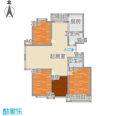 龙湾国际龙湾国际户型图3室2厅2卫户型10室