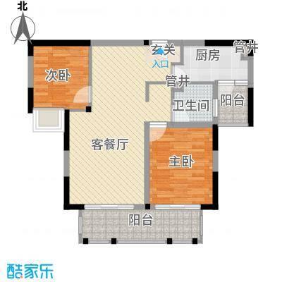 融创名品城融创名品城户型图2户型10室