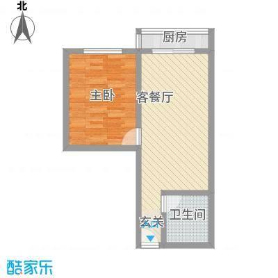 金色丽城金色丽城户型图钻石公寓6#66.35户型10室