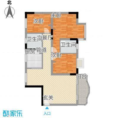 大朗政府宿舍170.00㎡大朗政府宿舍3室户型3室