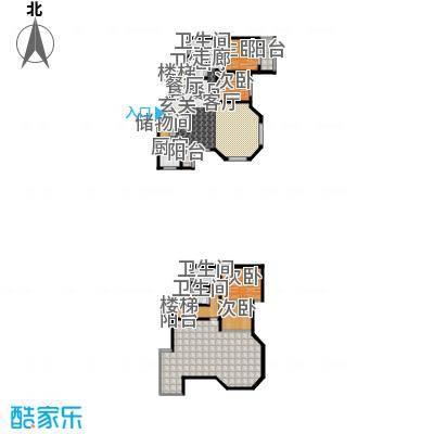 碧海红湖192.00㎡碧海红湖户型图4室2厅4卫1厨户型10室