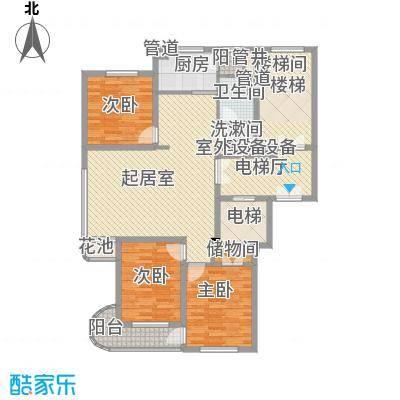 腾龙雅苑137.00㎡腾龙雅苑3室户型3室
