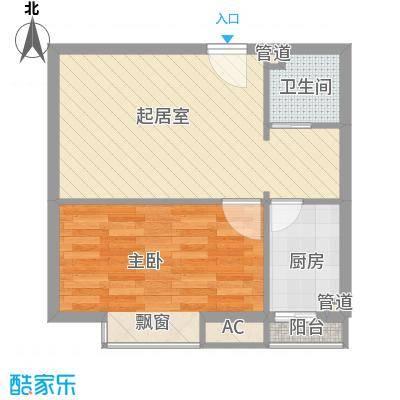 飞云花园133.00㎡飞云花园3室户型3室