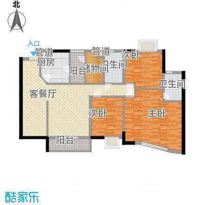 三正世纪豪门三正世纪豪门4室户型4室