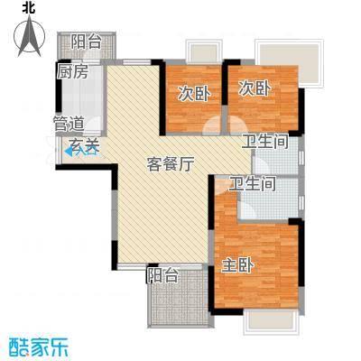 丰田花园丰田花园(凤岗)3室户型10室