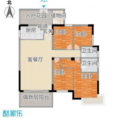 理想名苑理想名苑户型10室