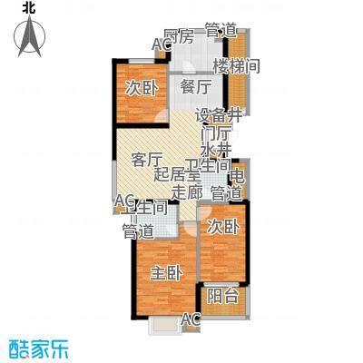 1-13号楼多层小高层M户型