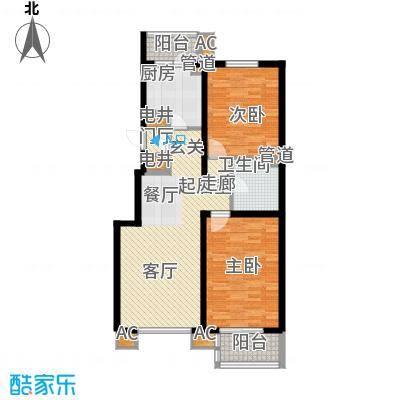 1-13号楼多层小高层L'户型