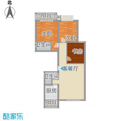 银海水韵三室两厅两卫135平米