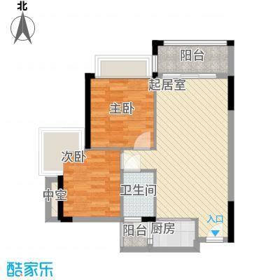 雍景豪园 户型图