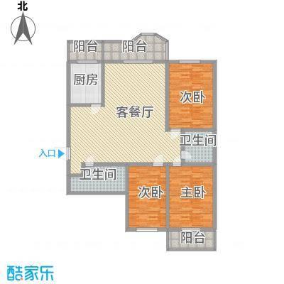 远东公寓189.73㎡远东公寓户型图3室2厅2卫户型10室
