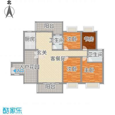 龙潭春天商住楼155.21㎡龙潭春天商住楼户型10室