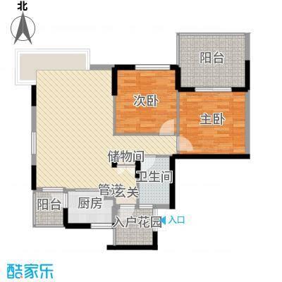 神舟科技大厦 户型图4