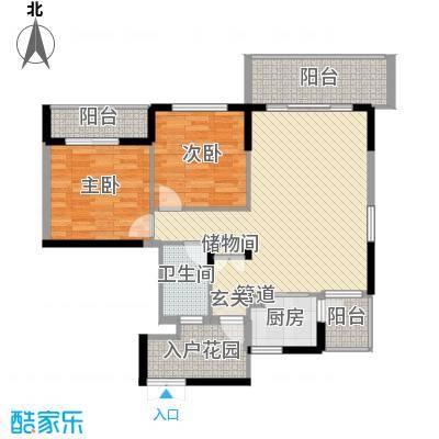 神舟科技大厦 户型图3