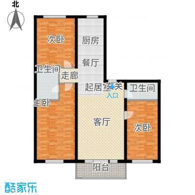 凌云公寓143.00㎡凌云公寓户型图3室户型图3室1厅1卫1厨户型3室1厅1卫1厨