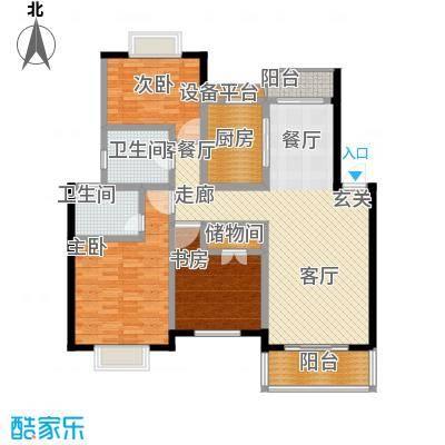 嘉园小区128.00㎡嘉园小区户型图3室户型图3室2厅2卫1厨户型3室2厅2卫1厨