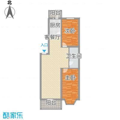 黎明家园黎明家园户型使用面积69㎡户型10室