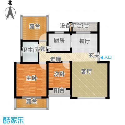 嘉园小区133.00㎡嘉园小区户型图3室户型图3室2厅2卫1厨户型3室2厅2卫1厨