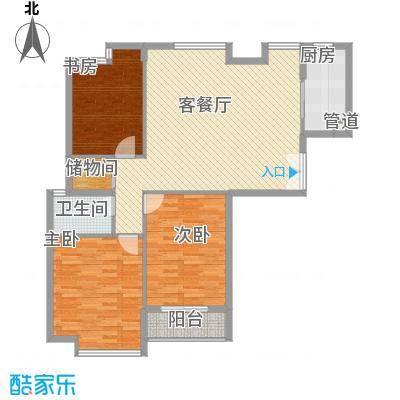 阳光嘉园130.00㎡阳光嘉园户型图E-33室2厅1卫户型3室2厅1卫
