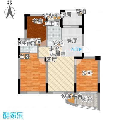 东新园125.00㎡东新园户型图3室户型图3室2厅2卫1厨户型3室2厅2卫1厨