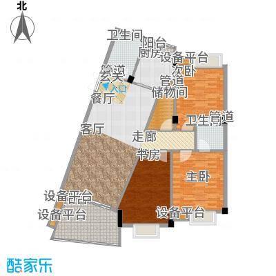 通和都市枫林通和都市枫林户型图3室户型图3室2厅2卫1厨户型3室2厅2卫1厨