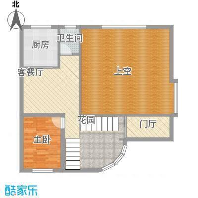 东方苑 4室 户型图
