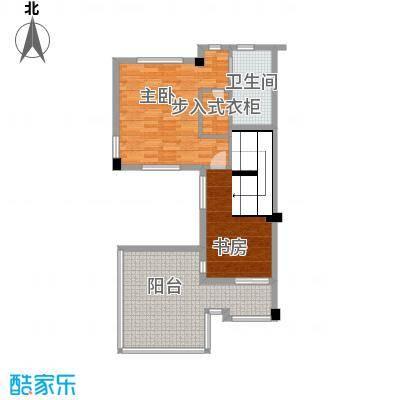 东方苑 3室 户型图