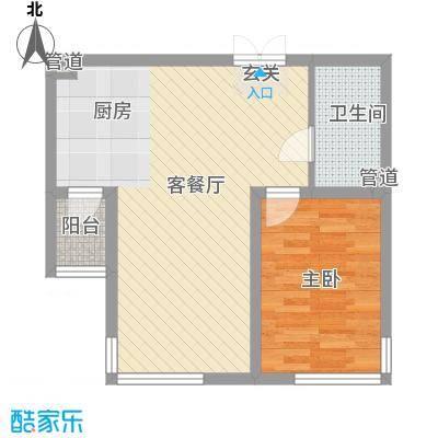 哈尔滨 禧年中心 户型图
