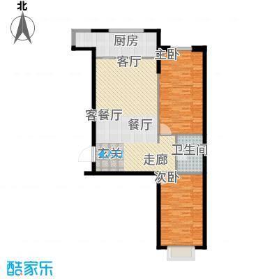 和平丽苑110.10㎡和平丽苑户型图户型2室2厅1卫1厨户型2室2厅1卫1厨