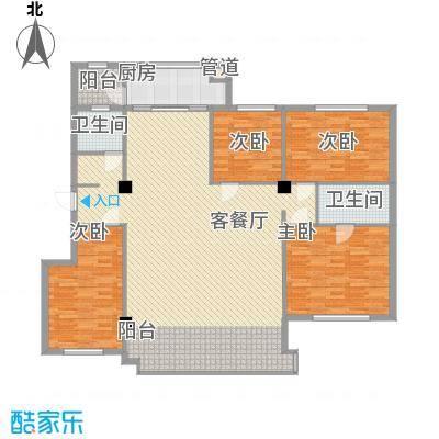 文华花园文华花园户型图4室2厅2卫户型4室2厅2卫