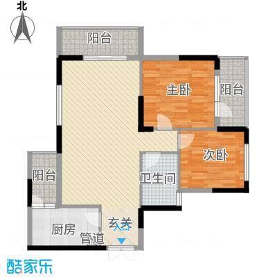 神舟科技大厦 户型图5