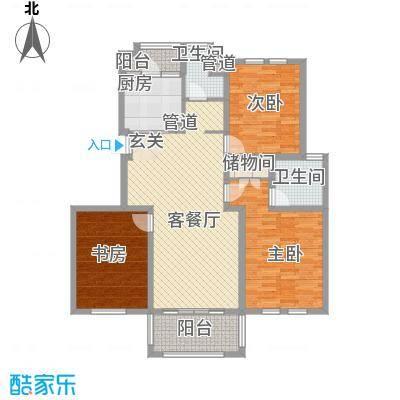 中心市场中心市场3室户型3室