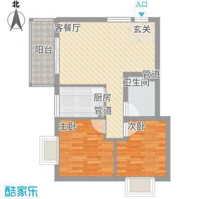 龙津街小区龙津街小区户型图龙津街2室户型图2室2厅1卫1厨户型2室2厅1卫1厨